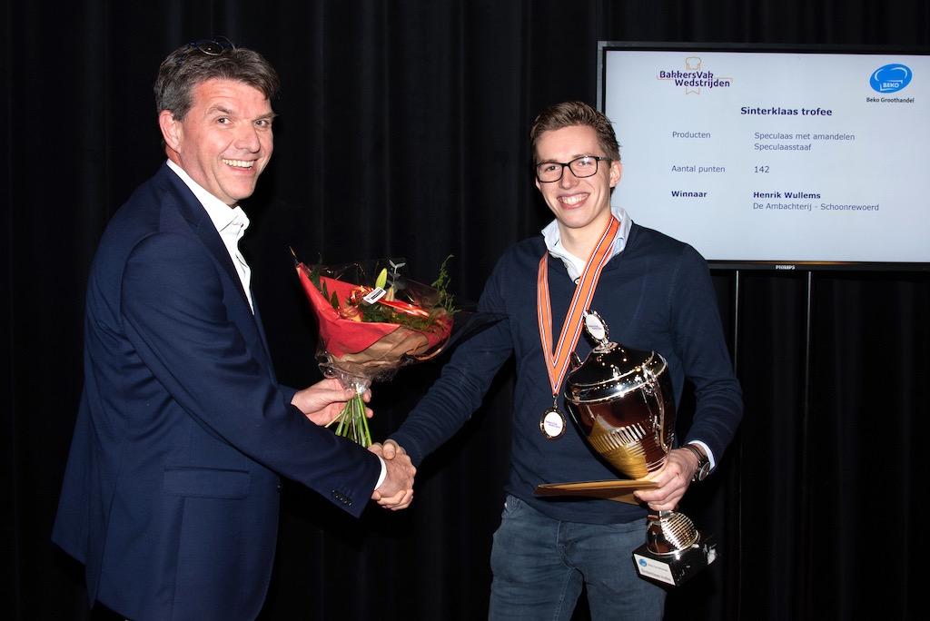 Sinterklaas trofee: Hendrik Willemse, De Ambachterij